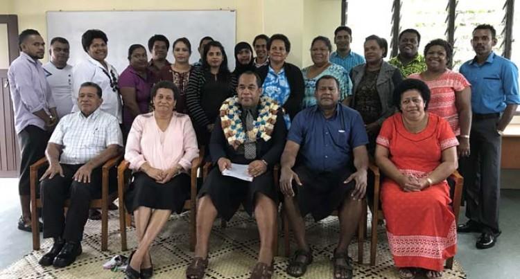 St John's Provides Training For Teachers