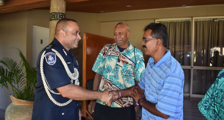 Crime Needs Multifaceted Approach: Qiliho