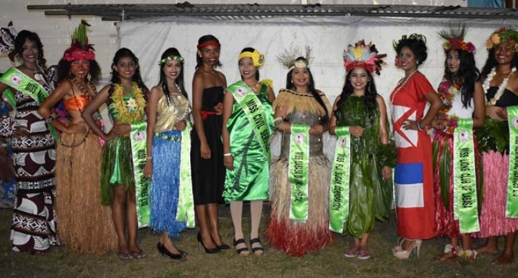 Environmental Sarong Wins Miss FSC Award
