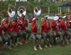 Military Band Celebrates 100 Years Doing Community Work