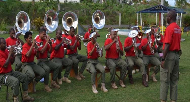 Military Band Celebrates 100 Years Doing Community Work