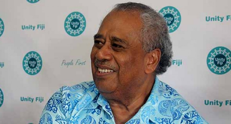 Narube: We can do better than FijiFirst