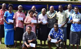 Work Together, Urges Naiqamu