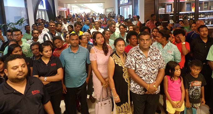 Abhimannu happy with Extra crowd