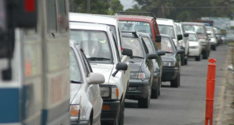 Roads Authority chief explains Suva's traffic congestion
