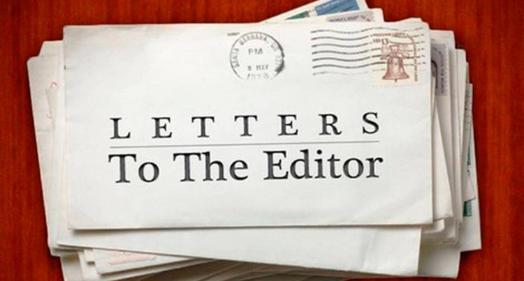 Letters To The Editor 23.8.17