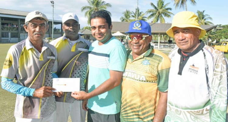 Kumar, Pillay Win Masters