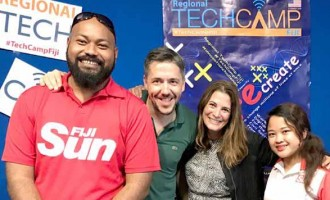 Regional TechCamp a Success