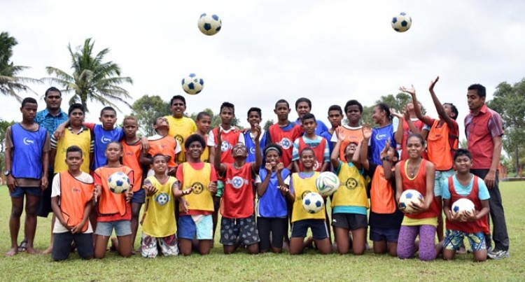 Bright Future For Lokia Community Footballers