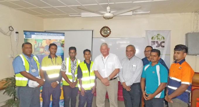 Awards: Fiji Sugar Celebrates Its Outstanding Apprentices