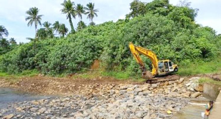 Bridge Repairs Underway In Bua