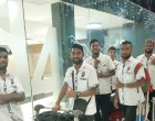 National Football Team Ends Tour On Stalemate