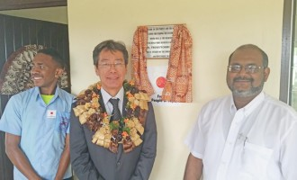 Japan Grant Gives Chevalier $180,000 Facelift
