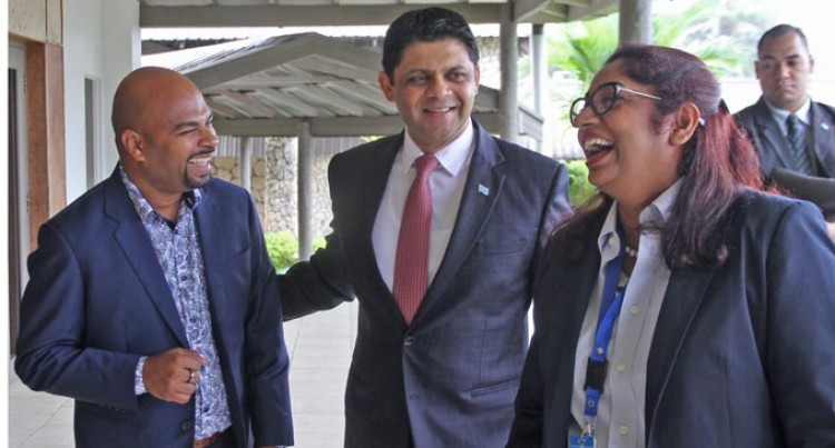 Inequality In Fiji Has Dropped: A-G