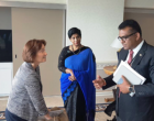 COP23: Acting Permanent Secretary For Foreign Affairs –  Ambassador Karan Meets US Acting Assistant  Secretary Susan Thornton