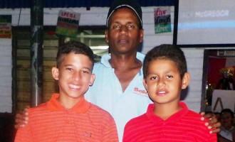 Young Golfers Aim High