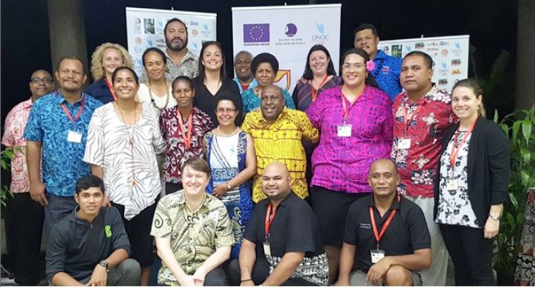 Raising Voice Of Sport In The Pacific