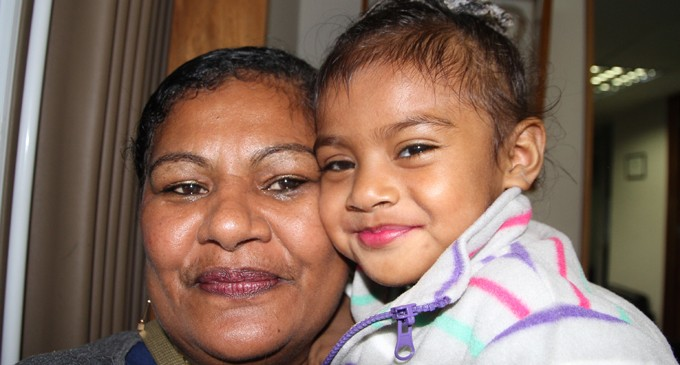 Mother Praises Doctors for Helping Save Daughter