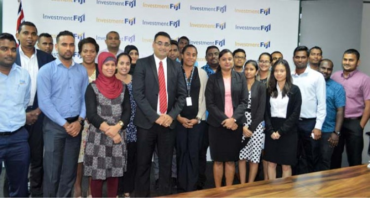 Revenue And Customs, Investment Fiji in Tax and Customs Training