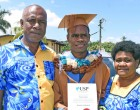 Tawake Graduates To Motivate His Siblings