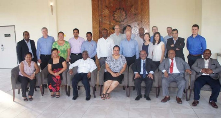 World Accountants Meeting In Nadi A Success