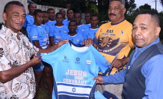 Drue Youths Turn To Rugby
