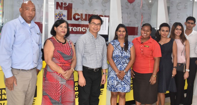Fexco Opens 13th store, In Nadi