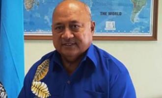 Ratu Inoke Perfect Fijian Rep To PIF: PM