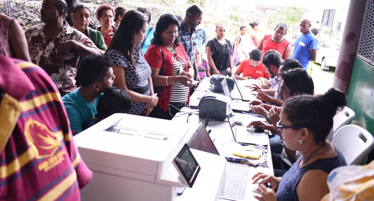 827 Registered In First Two Days Of Free Medicine drive