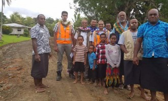 Stage One Completion On Natila Access Road Brings New Hope For Villagers In Tailevu