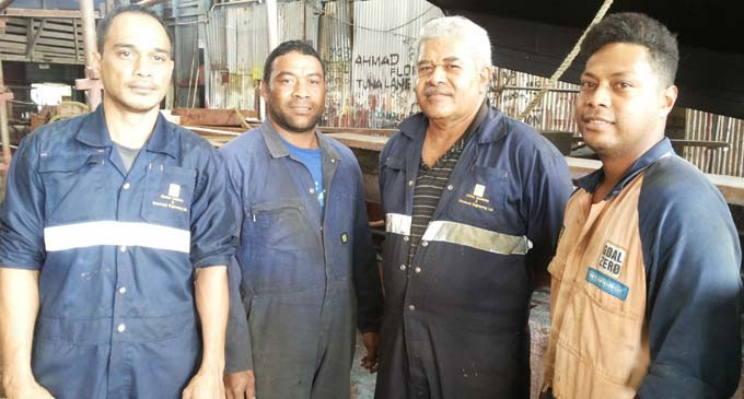 Shabach Hopes To Learn From The Best Tradesmen