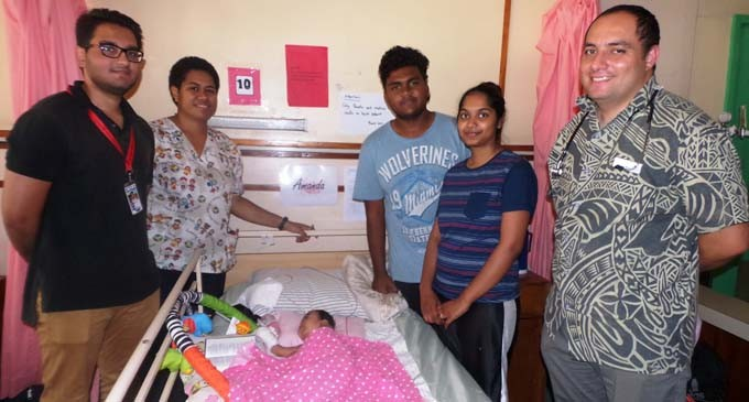 NZ-Based Heart Foundation Give Young Fijians New Lease Of Life