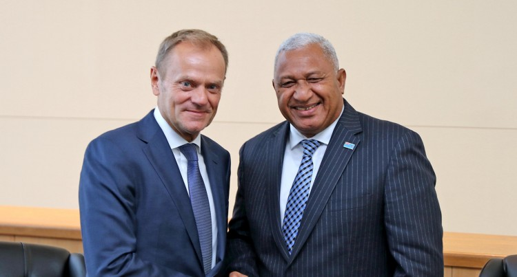 CLIMATE CHANGE: Fiji Praised For COP23 Presidency By Germany
