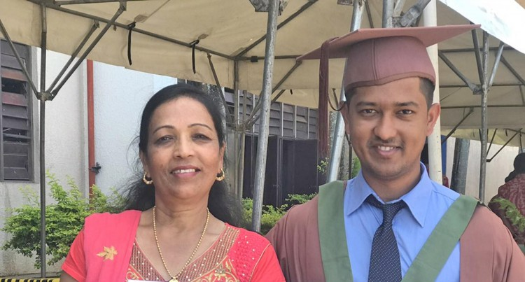 Attaining Post-Graduate Degree Pays Off For Deo