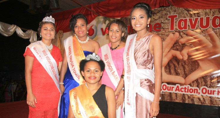 Queen Matawalu Ready To Represent Tavua In Fiji Pageant