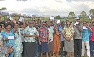 INVESTMENT: Business Grant Recipients Praise Govt