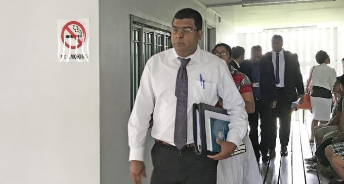Ra High School Manager Tells Trial Of Former Education Minister: I Didn't Complain Against Reddy: School Manager