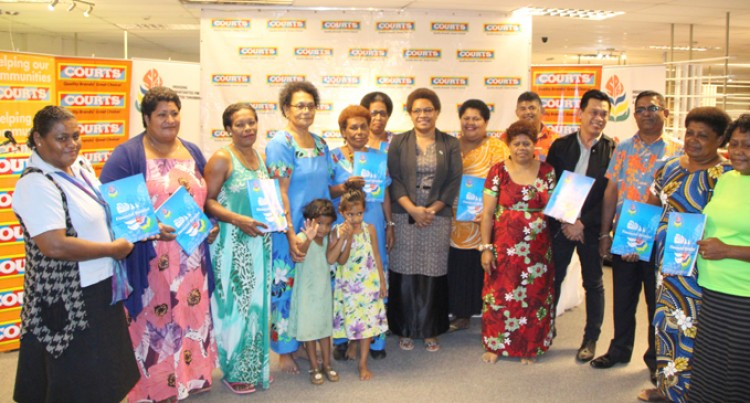 Financial Booklet for women launched
