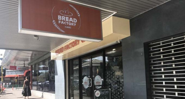 Bread Factory Cafe Now In Town