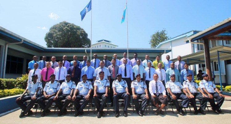 New Drivers For The Fiji Police Force Reminded Of Their New Role