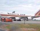 Big Cargo Plane Into Nadi…