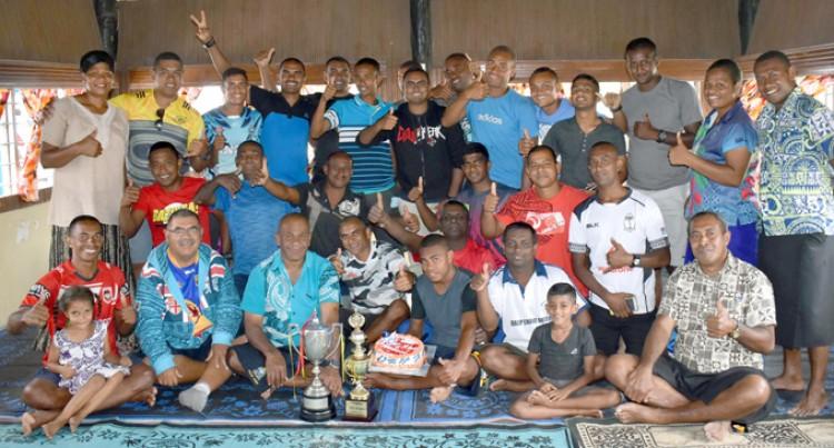 Labasa Police celebrate IDC win