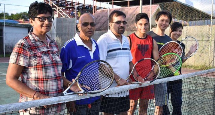 Tennis Revival In Labasa