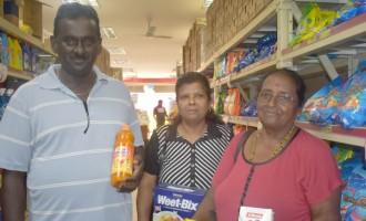 Shopping As a Family Affair