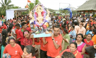 Devotees Gather To Mark End Of Days Of Prayer