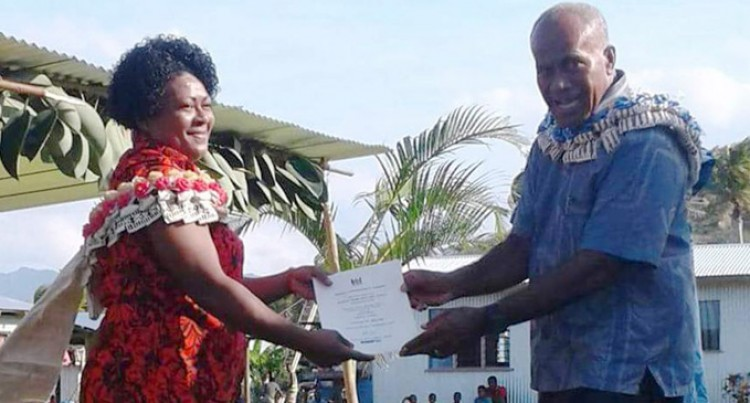 Malake Women Become Boat Masters