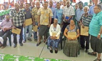LAND: Koya Asks People To Be Patient