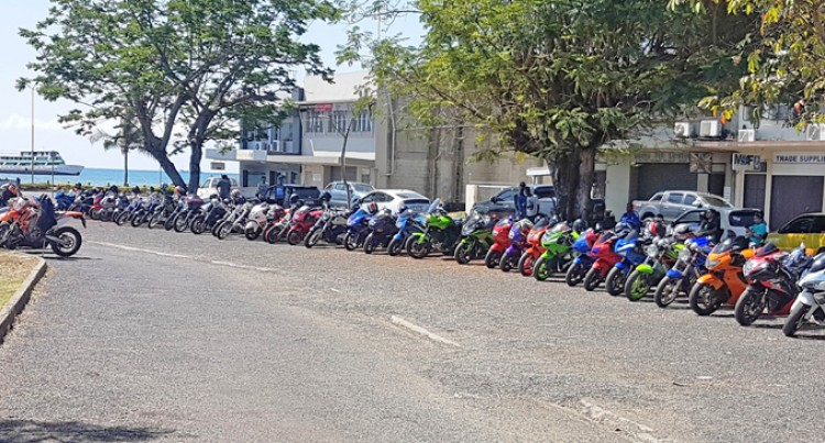 Government Supports Safe Riding