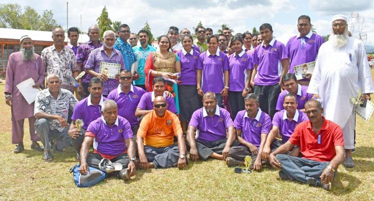 Golden Jubilee Celebration: Nabekavu School Marks 50 Years, Awards
