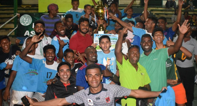 Blues Top League In Nadi